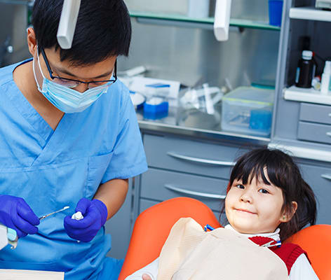 Children's Dental Services | Saba Road Dental Center | Richmond, BC